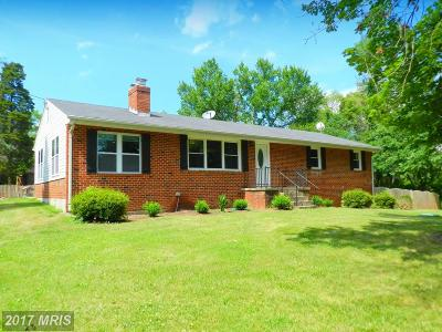 Poolesville Single Family Home For Sale: 14840 Sugarland Road