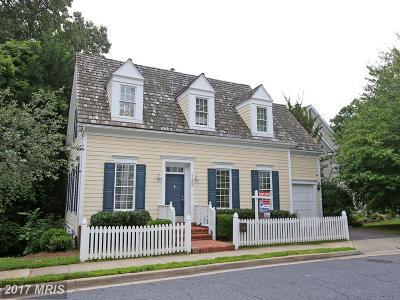 Gaithersburg Single Family Home For Sale: 148 Thurgood Street