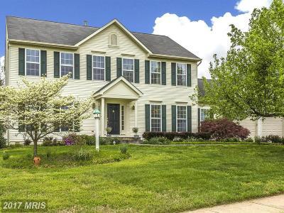 Poolesville Single Family Home For Sale: 16920 Hillard Street