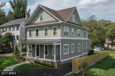 Kensington Single Family Home For Sale: 3905 Prospect Street