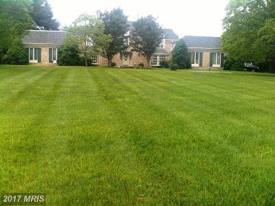 Spencerville Single Family Home For Sale: 1101 Parrs Ridge Drive