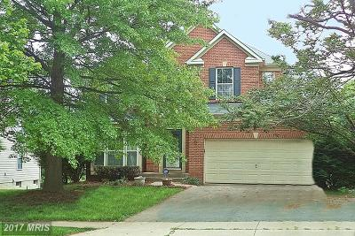 Germantown Single Family Home For Sale: 12403 Milestone Manor Lane