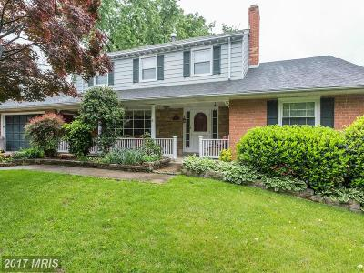 Silver Spring Single Family Home For Sale: 12517 Ofallon Street