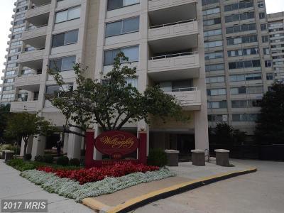Chevy Chase Condo For Sale: 4515 Willard Avenue #1504S