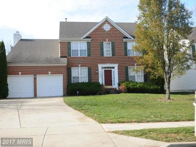 Germantown Single Family Home For Sale: 14006 Steed Court