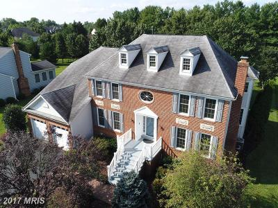 Poolesville Single Family Home For Sale: 17106 Campbell Farm Road