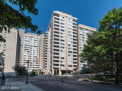 Chevy Chase Condo For Sale: 5500 Friendship Boulevard #2119N
