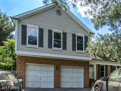Gaithersburg Single Family Home For Sale: 14616 Falling Leaf Way