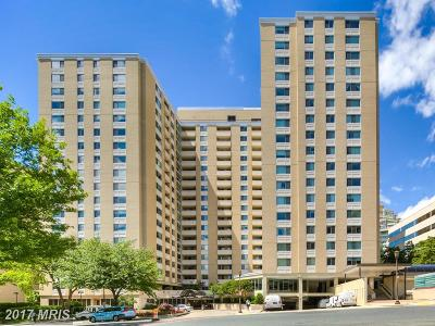 Chevy Chase Condo For Sale: 4601 Park Avenue #1809-J