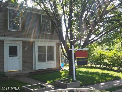 Germantown MD Townhouse For Sale: $200,000