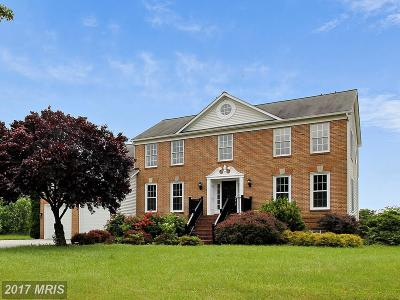 Poolesville Single Family Home For Sale: 17009 Spates Hill Road