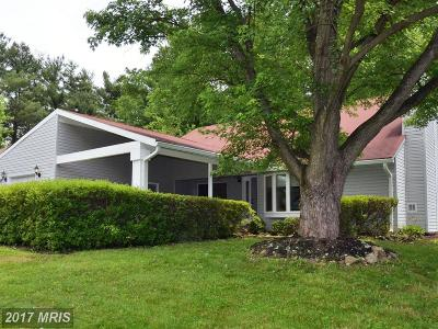 Olney Single Family Home For Sale: 18325 Dutchess Drive