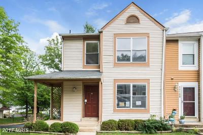 Gaithersburg Townhouse For Sale: 11147 Black Forest Way