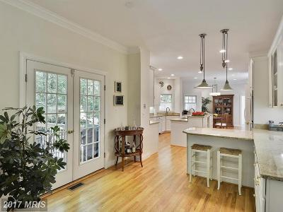 Chevy Chase Single Family Home For Sale: 4109 Jones Bridge Road