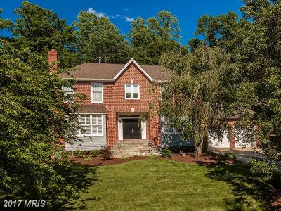 Potomac Single Family Home For Sale: 7617 Laurel Leaf Drive