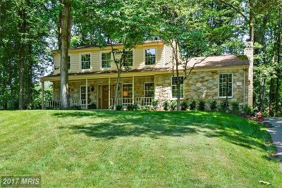 Montgomery Single Family Home For Sale: 204 Colesville Manor Drive