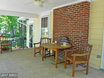 Chevy Chase Single Family Home For Sale: 6905 Maple Avenue