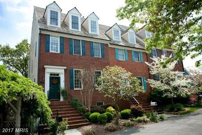 Gaithersburg Townhouse For Sale: 219 Chestertown Street