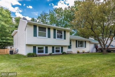 Poolesville Single Family Home For Sale: 19005 Dowden Circle