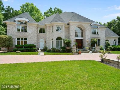 Single Family Home For Sale: 11712 Lake Potomac Drive
