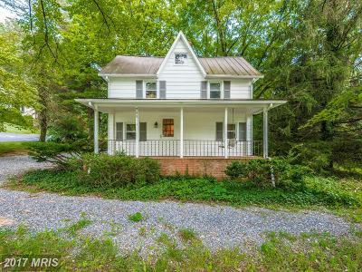 Damascus Single Family Home For Sale: 26911 Clarksburg Road