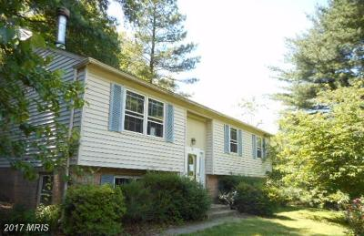Silver Spring Single Family Home For Sale: 2220 Drury Road