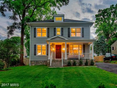 Kensington Single Family Home For Sale: 4109 Knowles Avenue