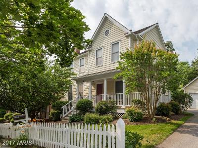 Gaithersburg Single Family Home For Sale: 110 Chestertown Street