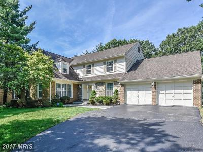Bethesda Single Family Home For Sale: 7533 Pepperell Drive