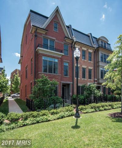 North Bethesda Townhouse For Sale: 5228 Strathmore Avenue