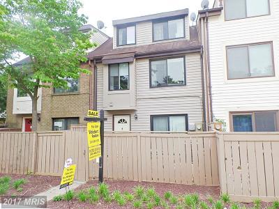 Montgomery Village Single Family Home For Sale: 9852 Brookridge Court