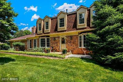 Germantown Single Family Home For Sale: 16025 Bonniebank Terrace