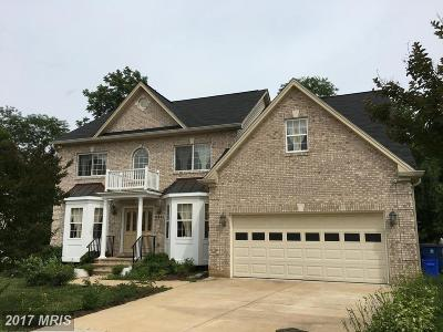 Burtonsville Single Family Home For Sale: 14505 Golden Eagle Court