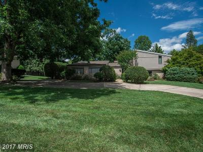 Rockville Single Family Home For Sale: 9817 Clydesdale Street