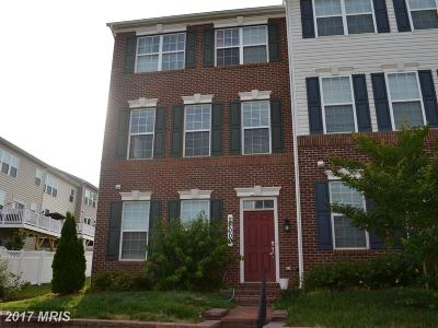Clarksburg Townhouse For Sale: 23000 Sweetspire Drive