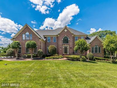 Brookeville Single Family Home For Sale: 2424 Sapling Ridge Lane