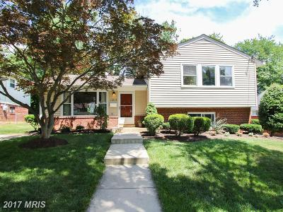 Silver Spring MD Single Family Home Sold: $449,000