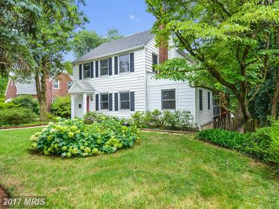 Rockville Single Family Home For Sale: 132 Adams Street S