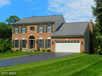 Poolesville Single Family Home For Sale: 20006 Hickman Way