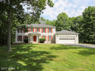 Olney Single Family Home For Sale: 17500 Old Baltimore Road