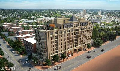 Bethesda Condo For Sale: 8302 Woodmont Avenue #401