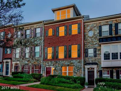 Clarksburg Townhouse For Sale: 12821 Clarks Crossing Drive