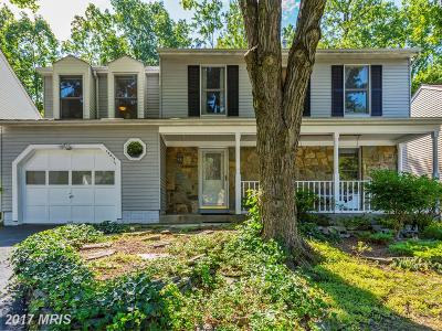 Burtonsville Single Family Home For Sale: 14817 Silver Ash Court
