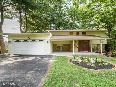 Brookeville Single Family Home For Sale: 19020 Heritage Hills Drive