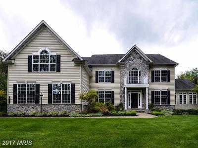 Gaithersburg Single Family Home For Sale: 7824 Brink Road