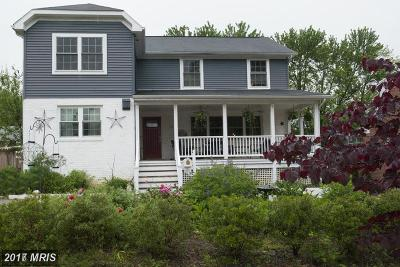Silver Spring Single Family Home For Sale: 2407 Eccleston Street