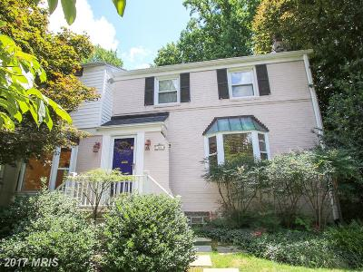 Silver Spring Single Family Home For Sale: 301 Lexington Drive