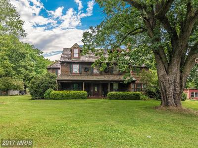 Gaithersburg Single Family Home For Sale: 5515 Riggs Road