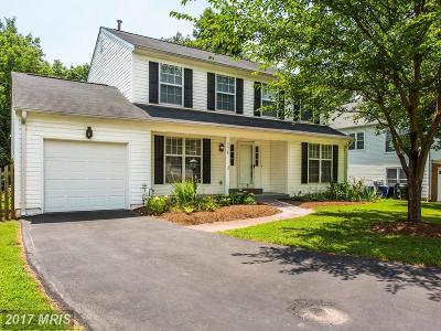 Manassas Single Family Home For Sale: 9618 Shannon Lane