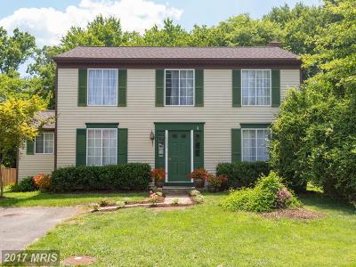 Manassas Single Family Home For Sale: 10233 Foxborough Court